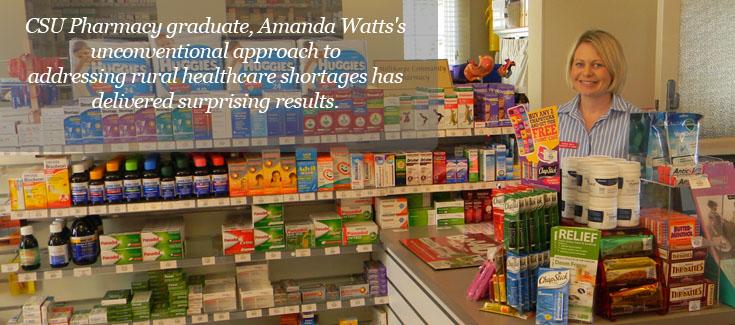 Amanda Watts